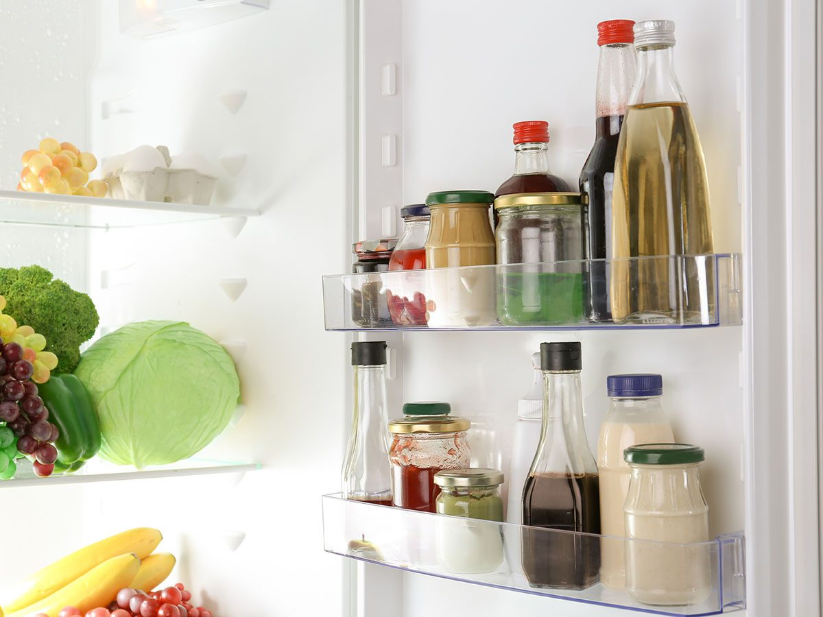 Products you should never buy in bulk - condiments