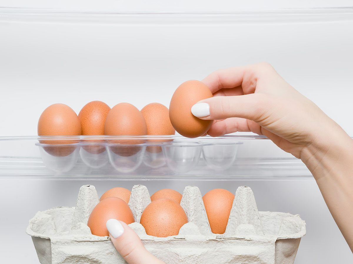 Products you should never buy in bulk - eggs