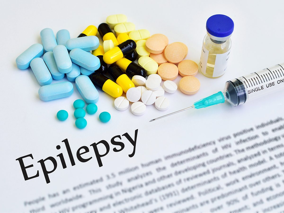 Epilepsy drug interactions