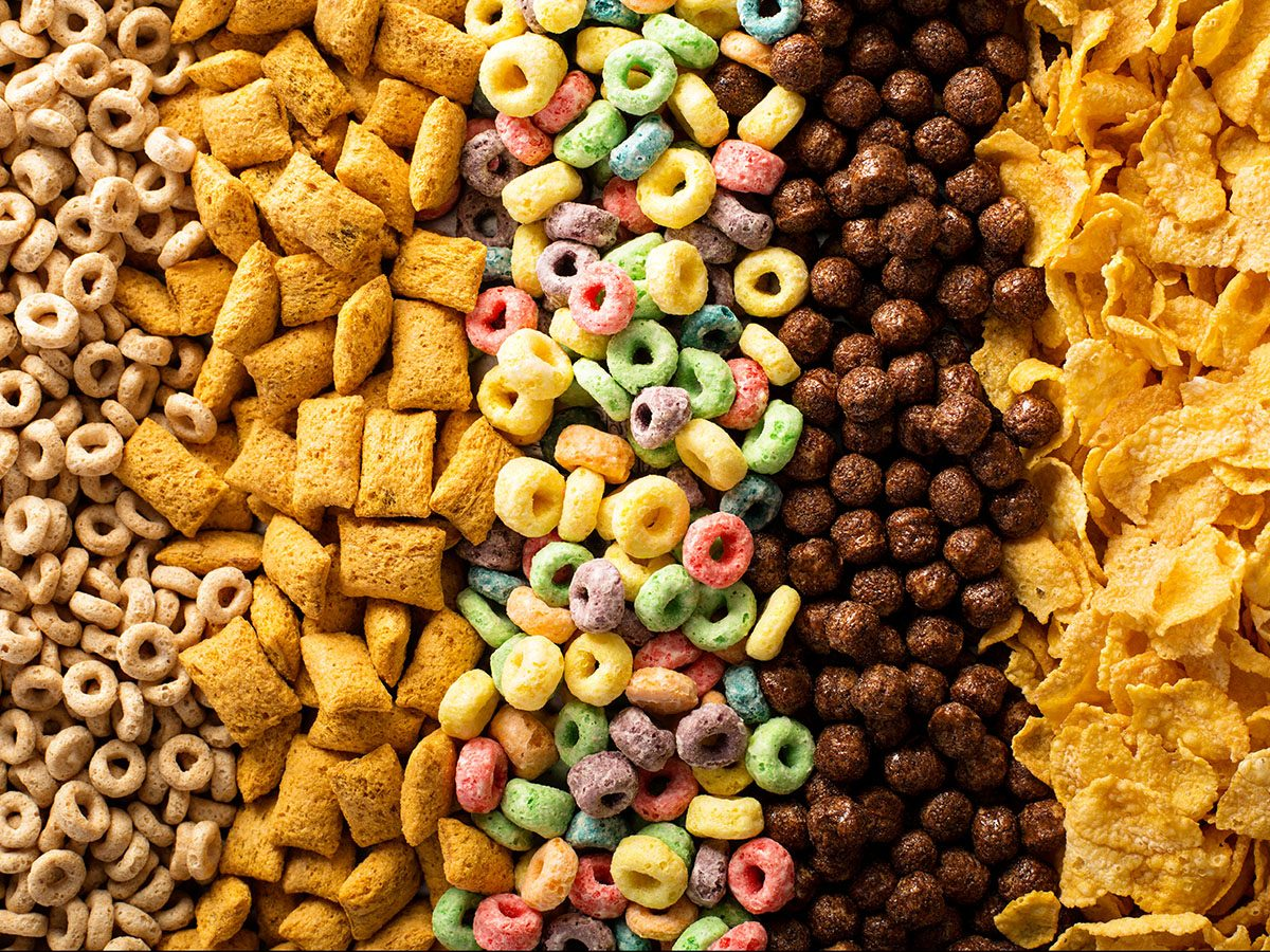 Products you should never buy in bulk - cereal