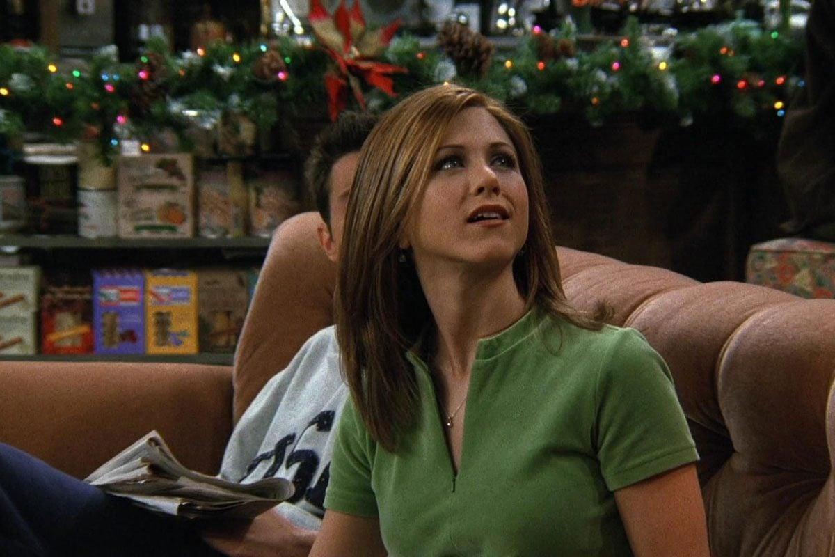 Friends - The One When Rachel Quits