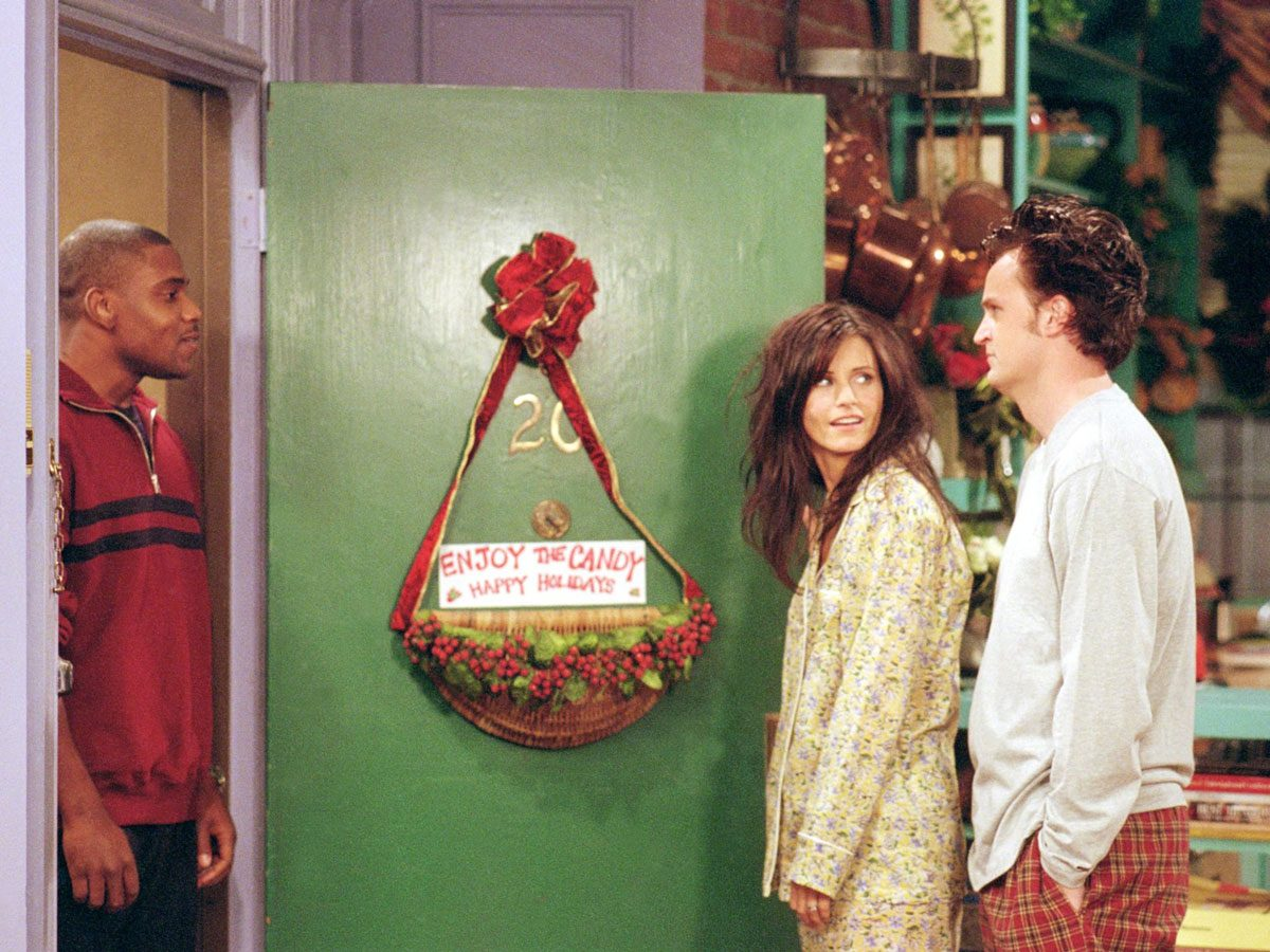 Friends - The One with All the Candy