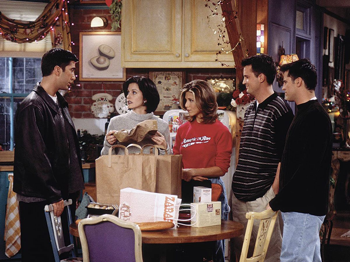 Friends - The One with Phoebe's Dad
