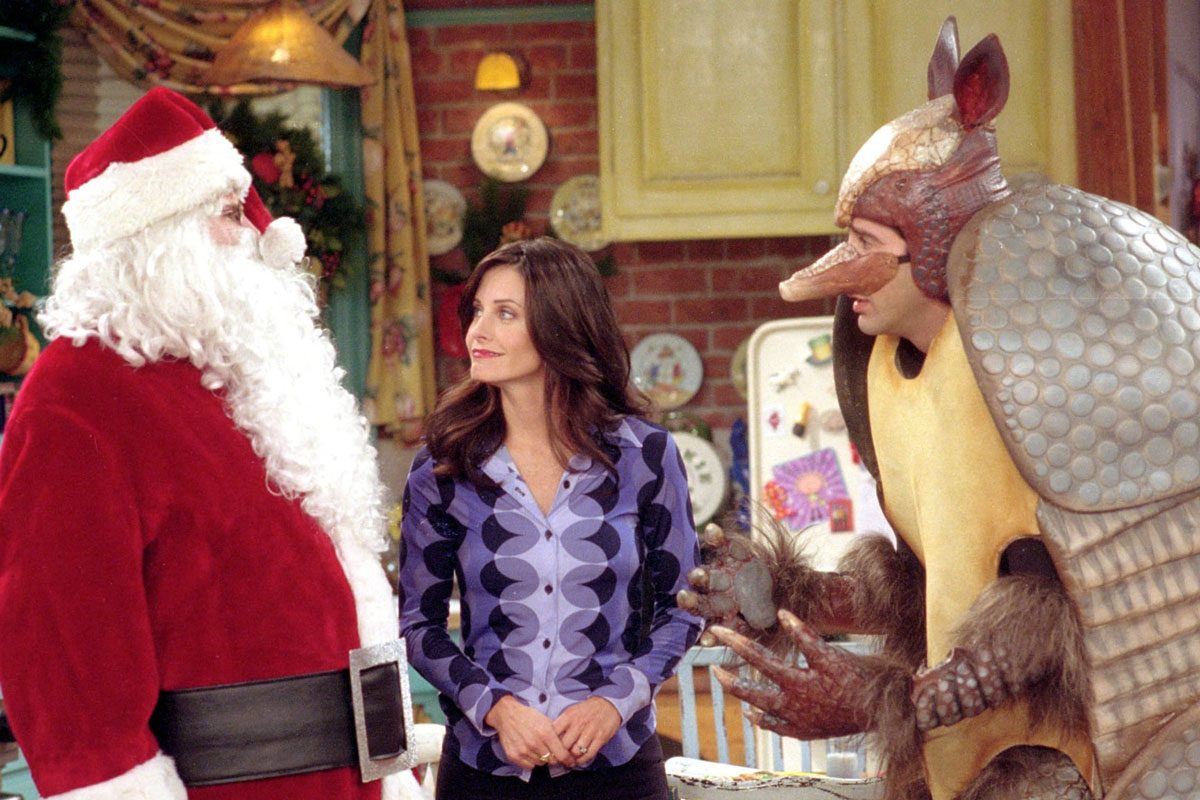 Friends - The One with the Holiday Armadillo