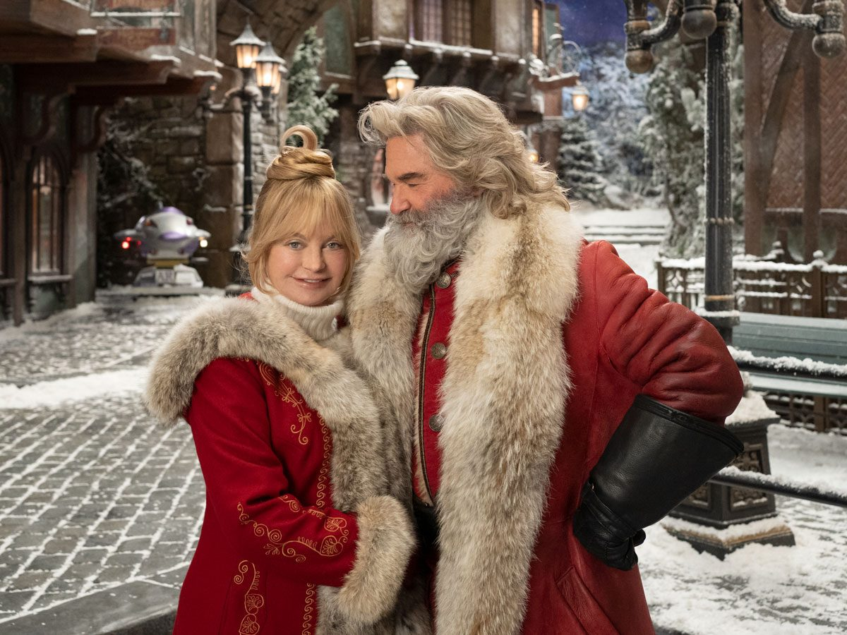 Christmas movies on Netflix Canada - The Christmas Chronicles: Part Two