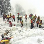 How a Group of Tourists Survived a Devastating Avalanche in the Italian Alps