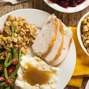 How to make stuffing mix taste homemade - Christmas dinner or Thanksgiving dinner