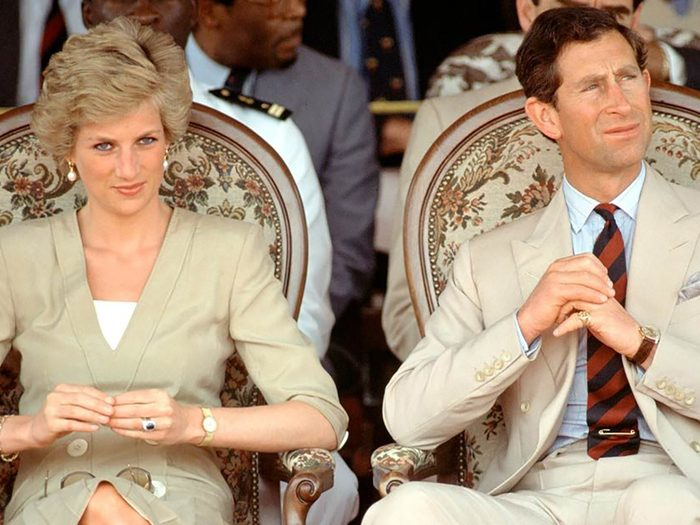 Princess Diana Photos - Princess Diana and Prince Charles
