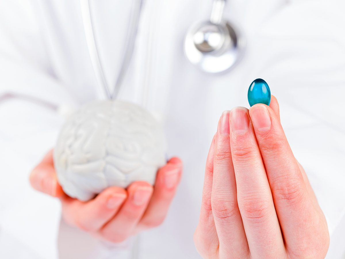Psychiatric drugs - drug interactions with supplements