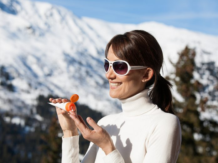 Winter Sun Protection from Melanoma