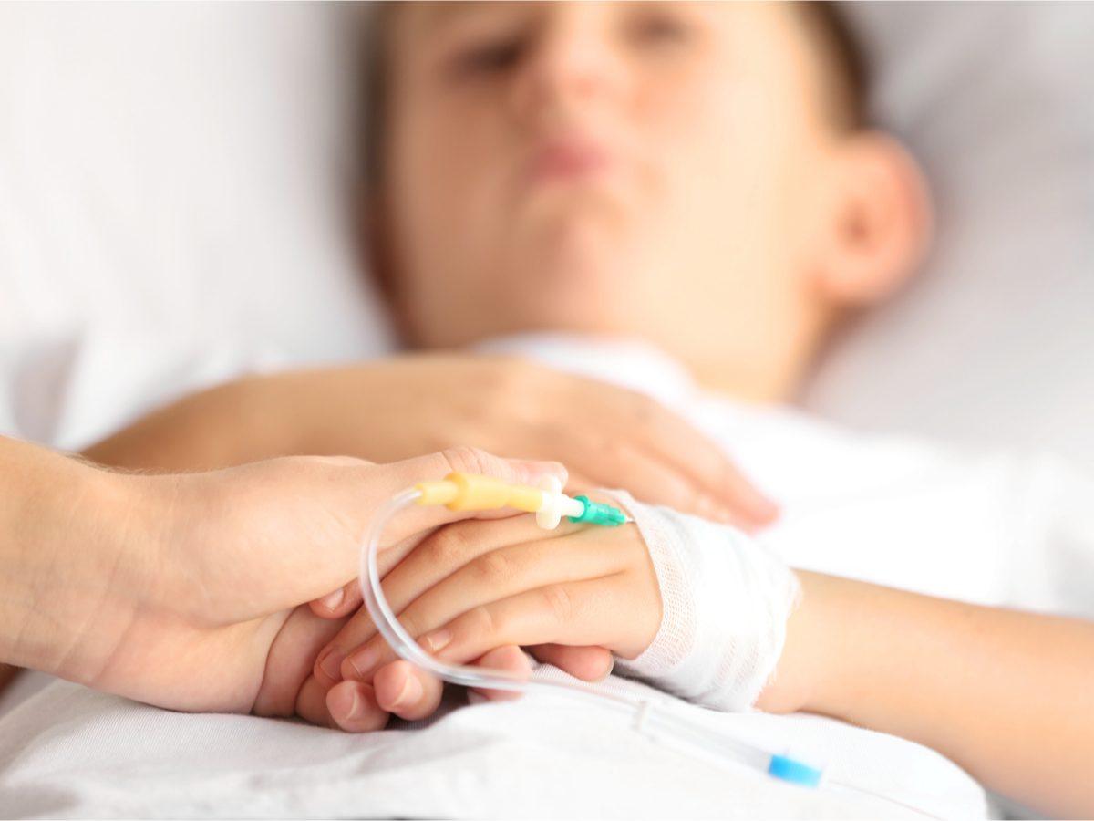Boy in hospital medical mystery