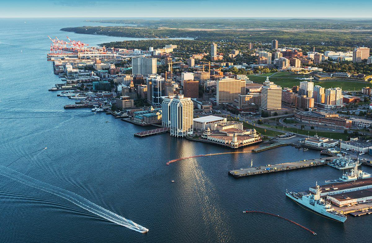 Weekend getaways - Halifax Marriott Harbourfront