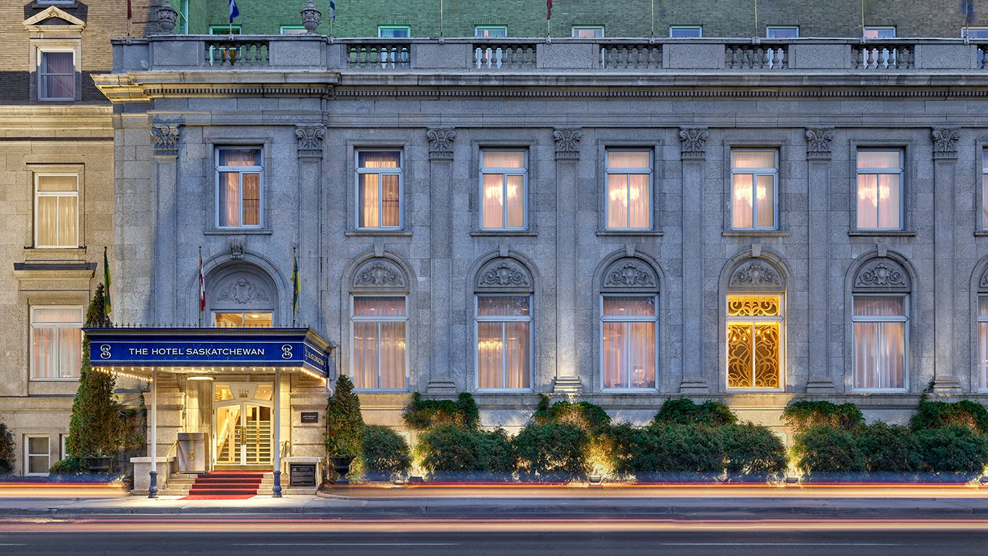 Weekend getaways - The Hotel Saskatchewan