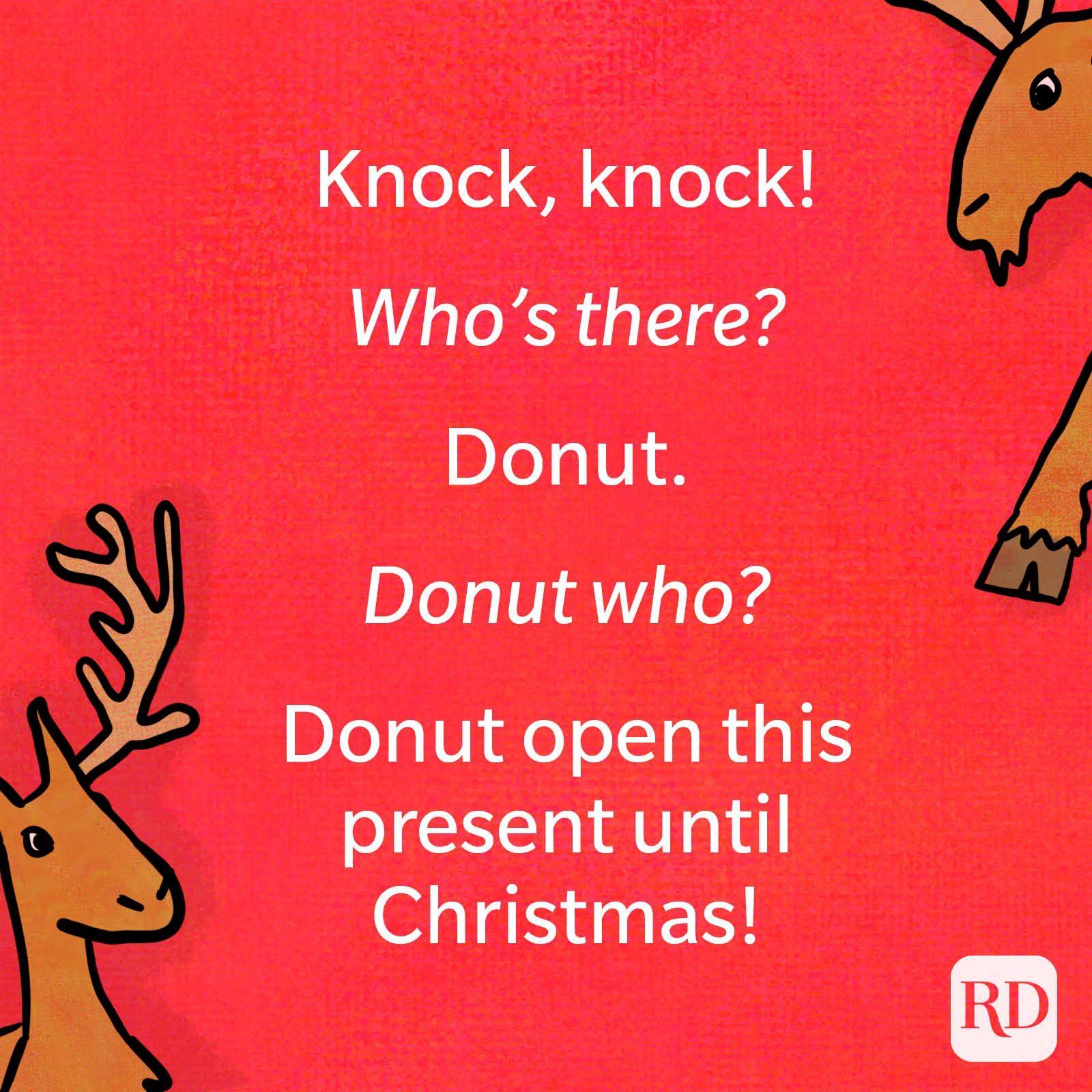 Knock, knock!
