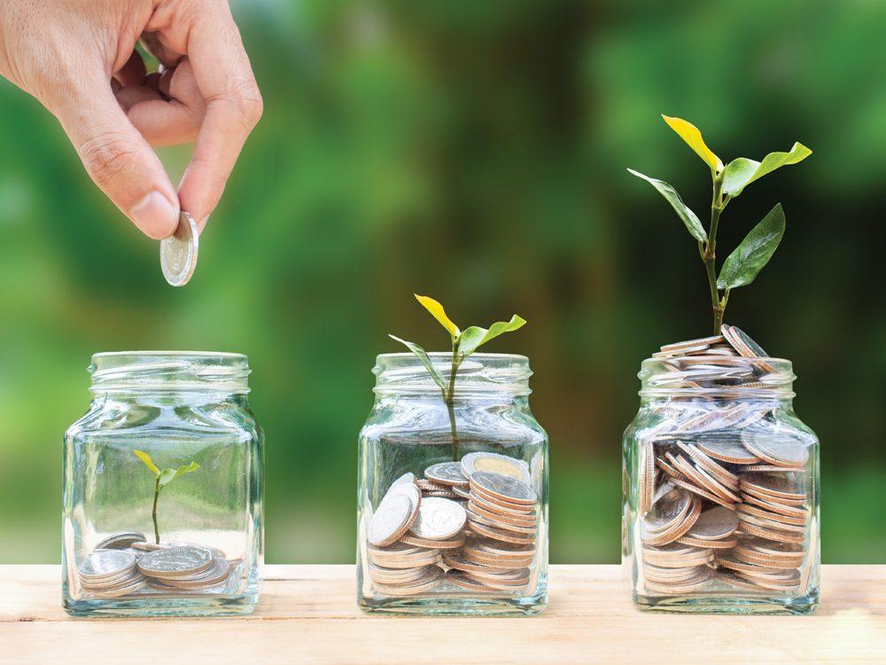 CPP - watch savings grow