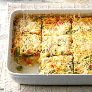 Colourful Brunch Frittata