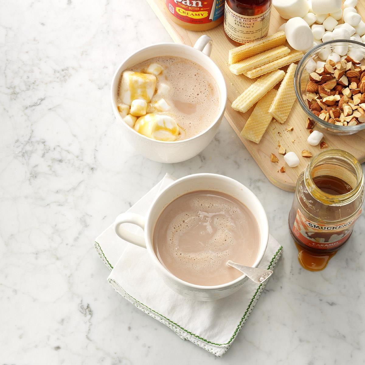 Cozy Hot Chocolate