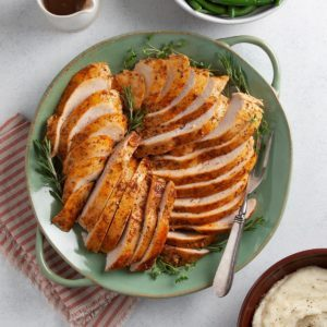 Slow-Cooker Turkey Breast