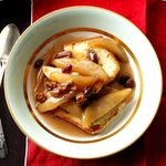 Warm Cinnamon-Apple Topping