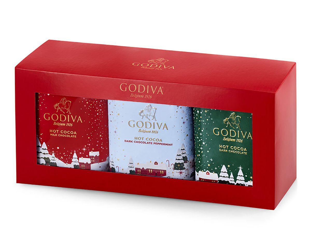 Godiva Hot Cocoa Trio Gift Set