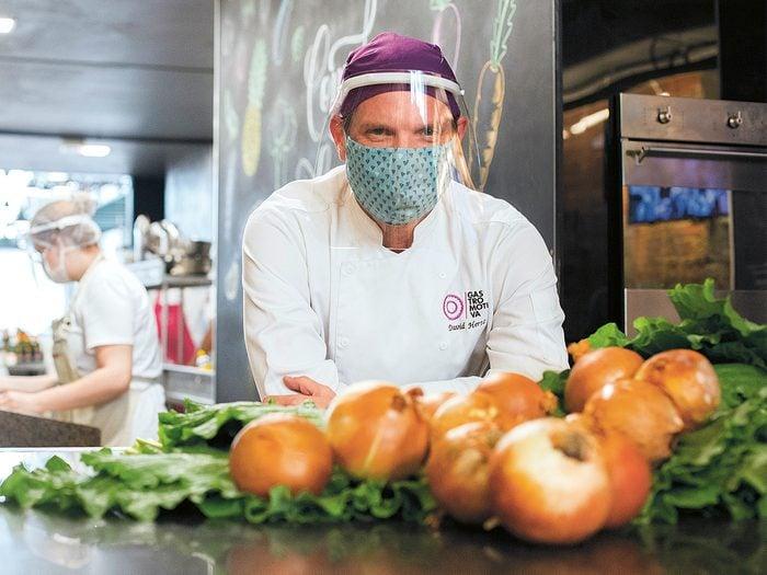 Good News Stories - David Hertz of Gastromotiva