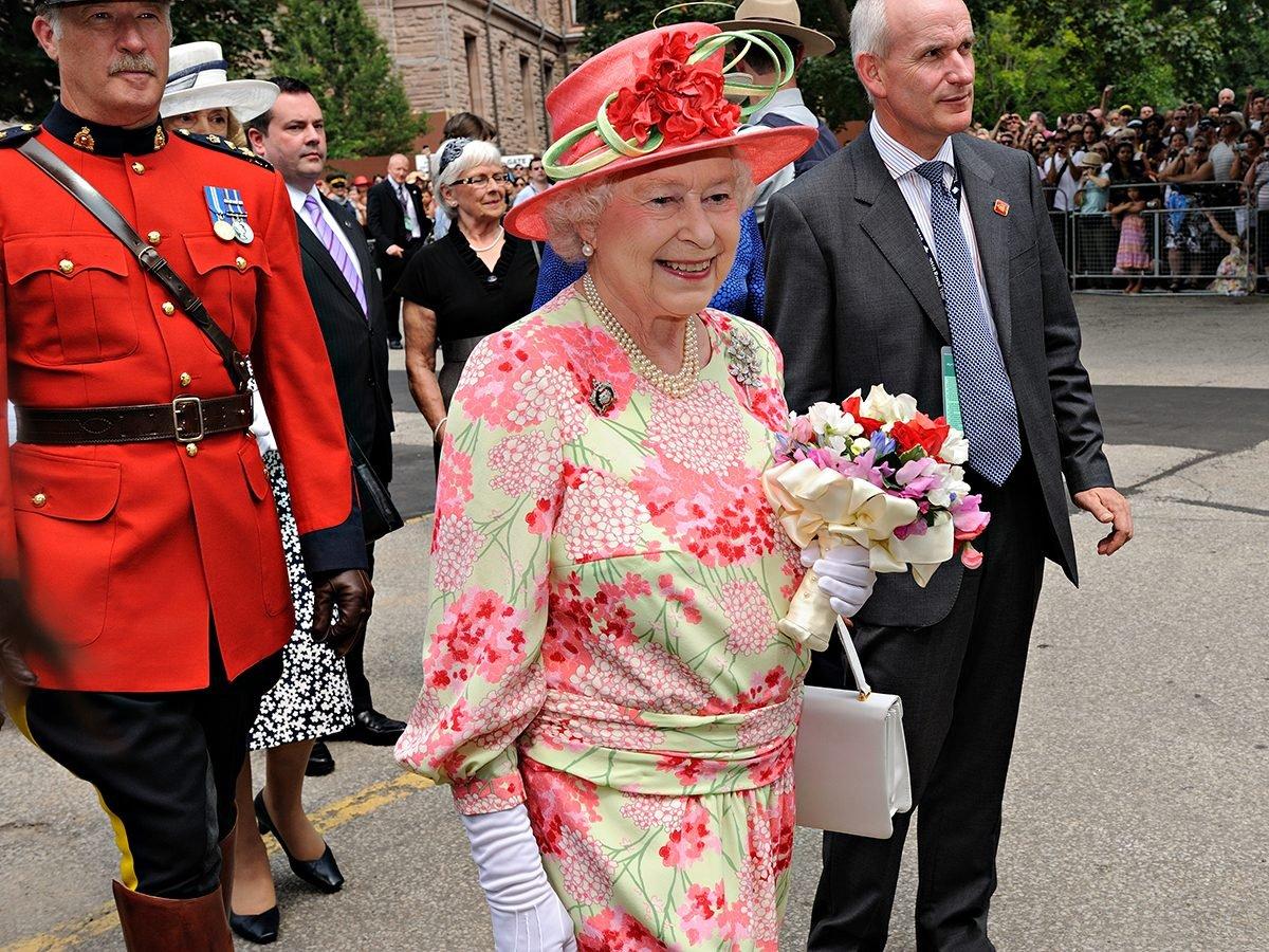 Royal tours of Canada - Queen Elizabeth II in Canada in 2010