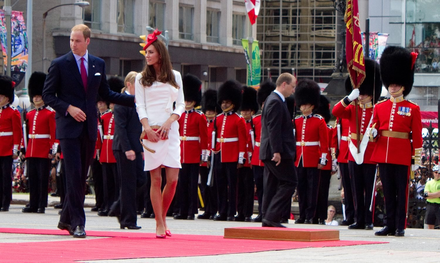 Royal tours of Canada - William and Kate in Canada in 2011