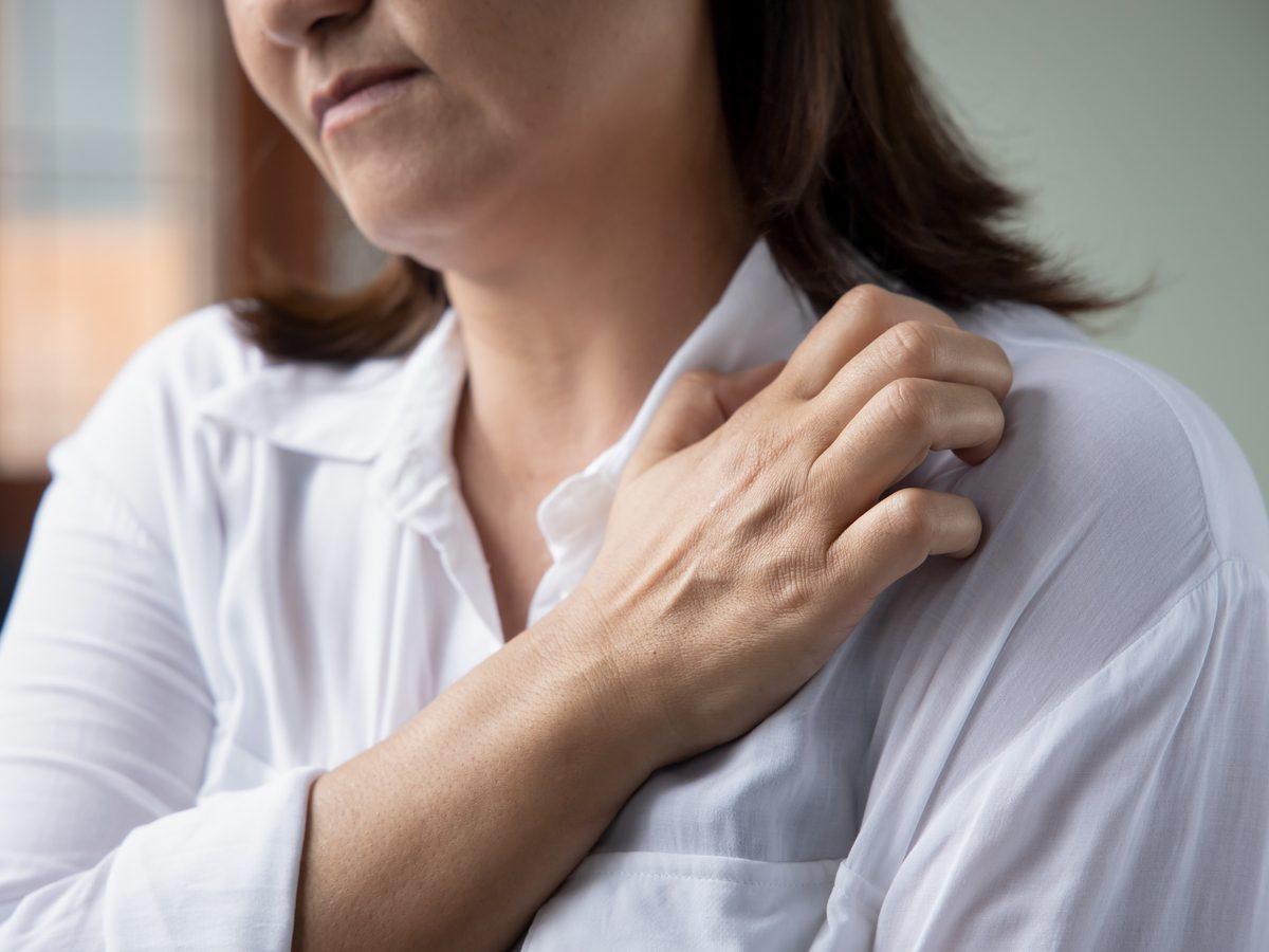 Tick bite medical mystery