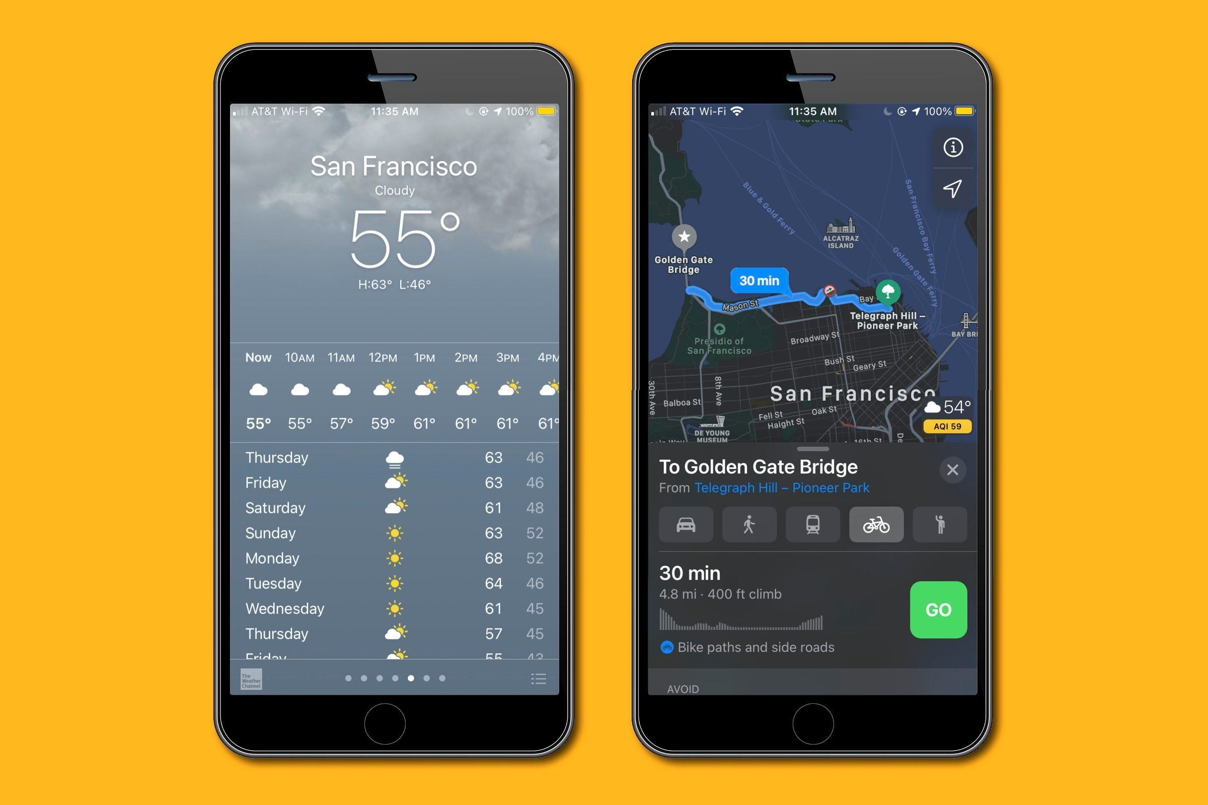Harness your iPhone's travel-planning tools