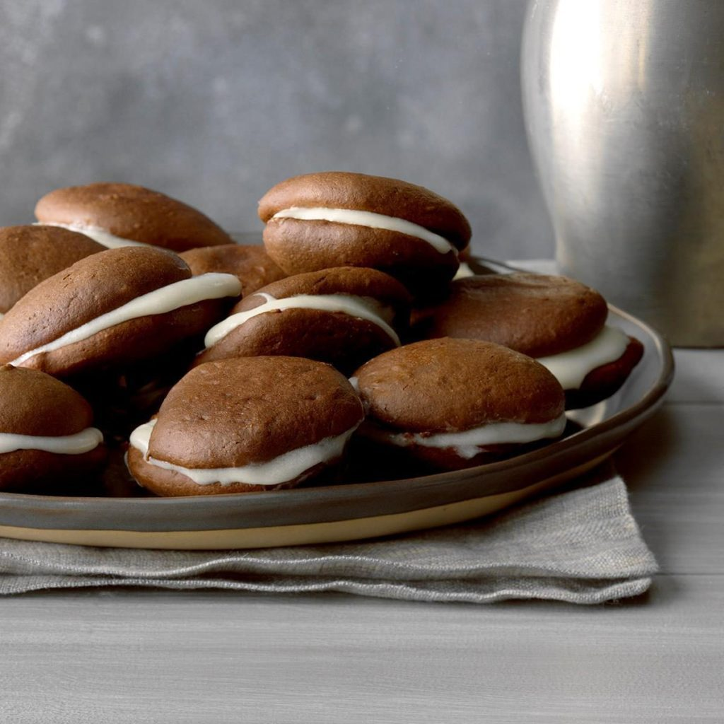 Devil's Food Whoopie Pies