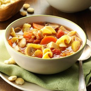Home-Style Chicken Soup