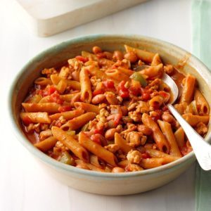One-Pot Chili Mac