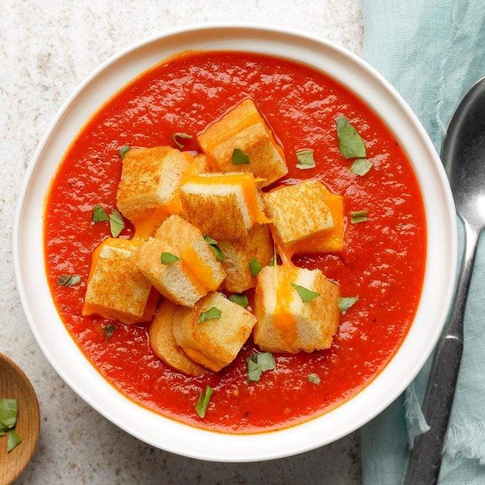 Day 18: Satisfying Tomato Soup