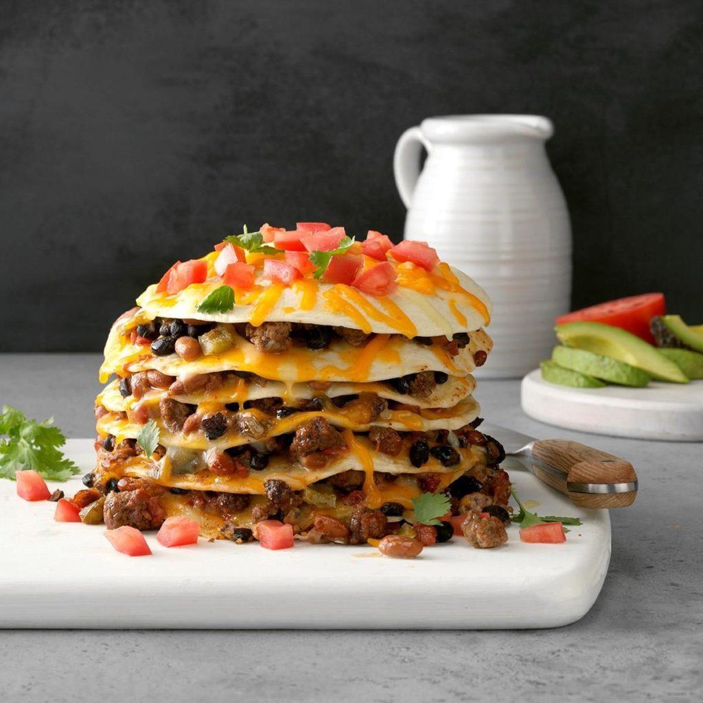 Slow-Cooker Enchiladas