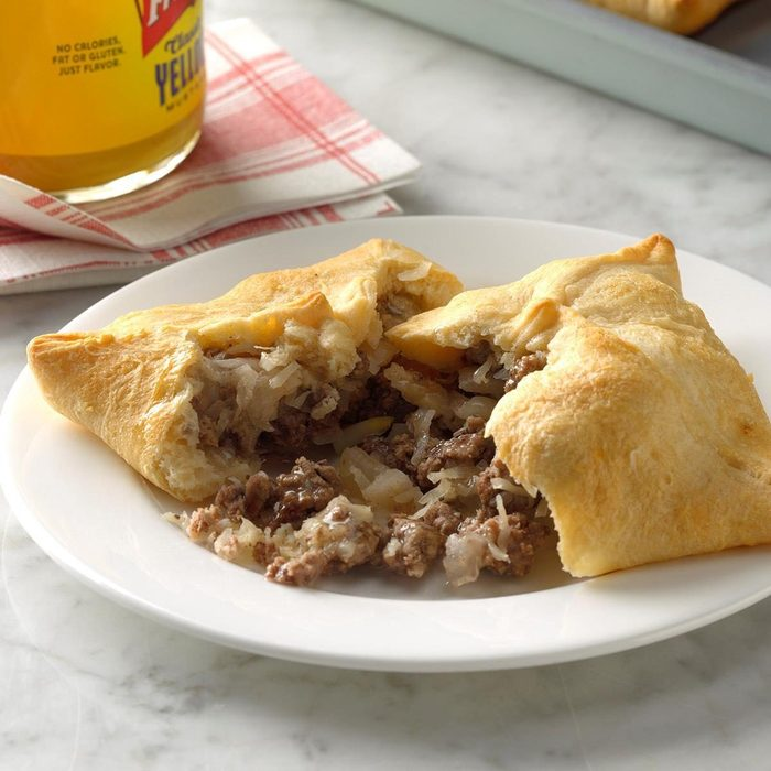 Day 22: Tangy Beef Turnovers