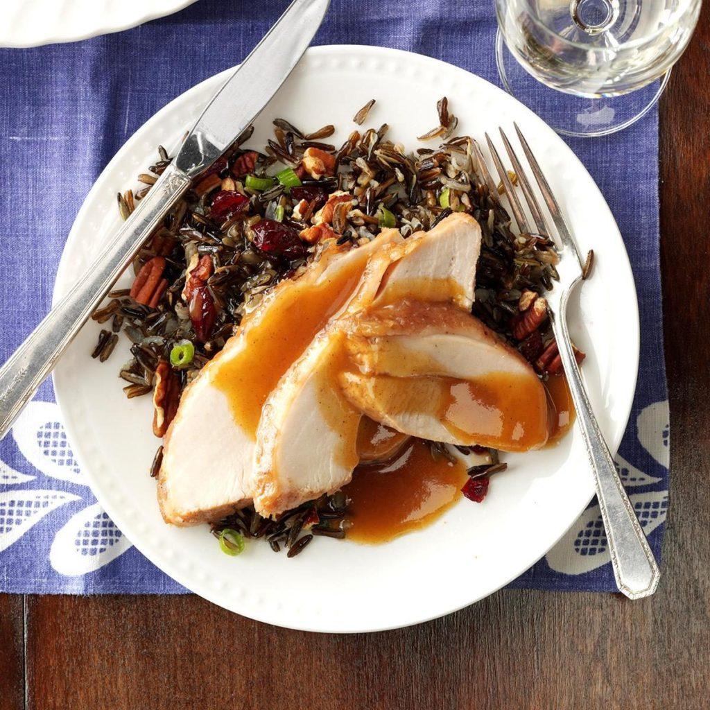 Turkey in a pot recipe