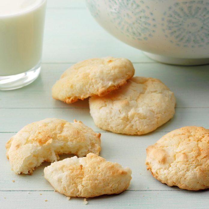 Angel macaroons recipe