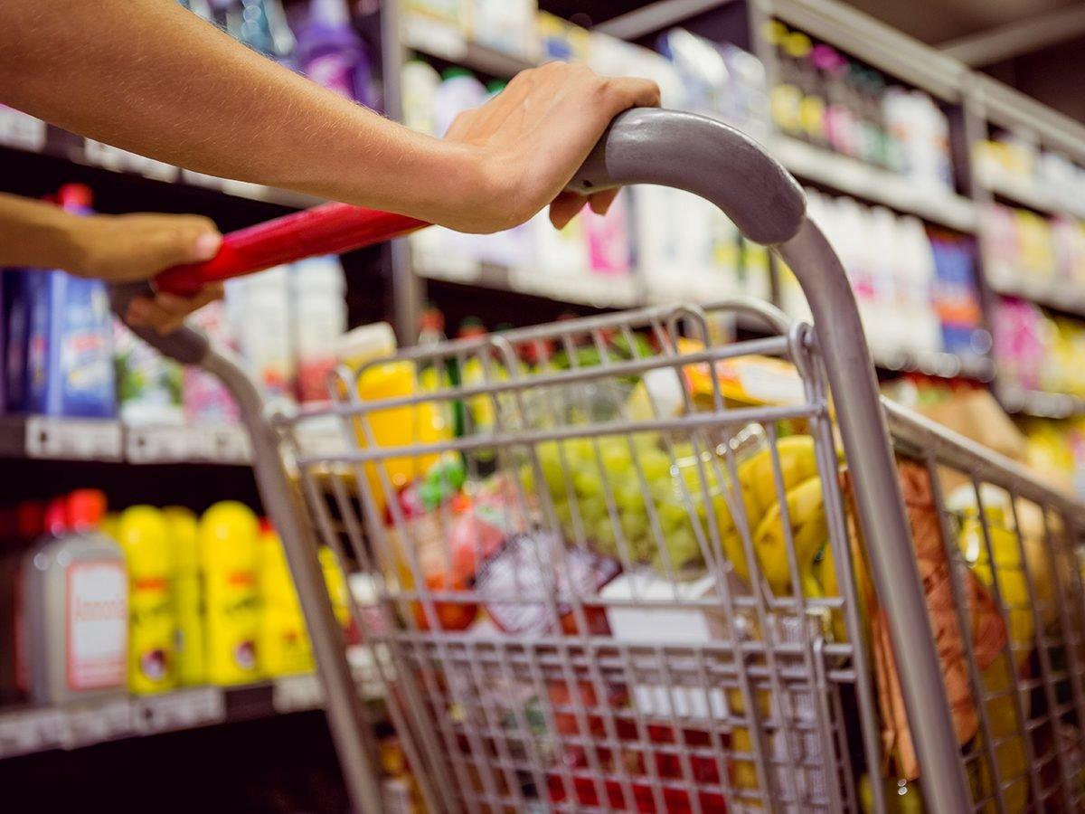 Best Readers Digest Jokes - Grocery Shopping