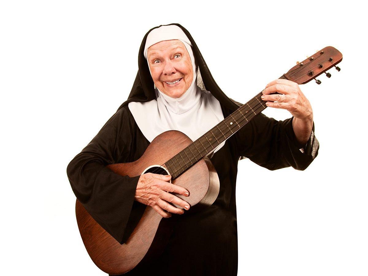 Best Readers Digest Jokes - Singing Nun