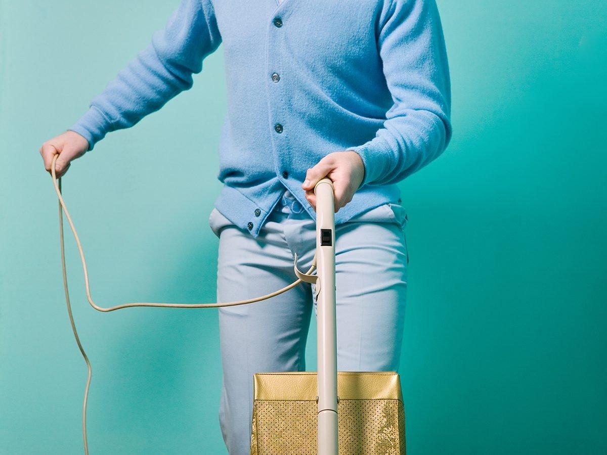 Best Reader's Digest jokes - vacuuming