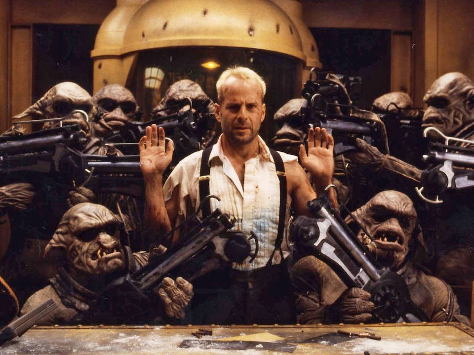 Best sci-fi movies on Netflix - The Fifth Element