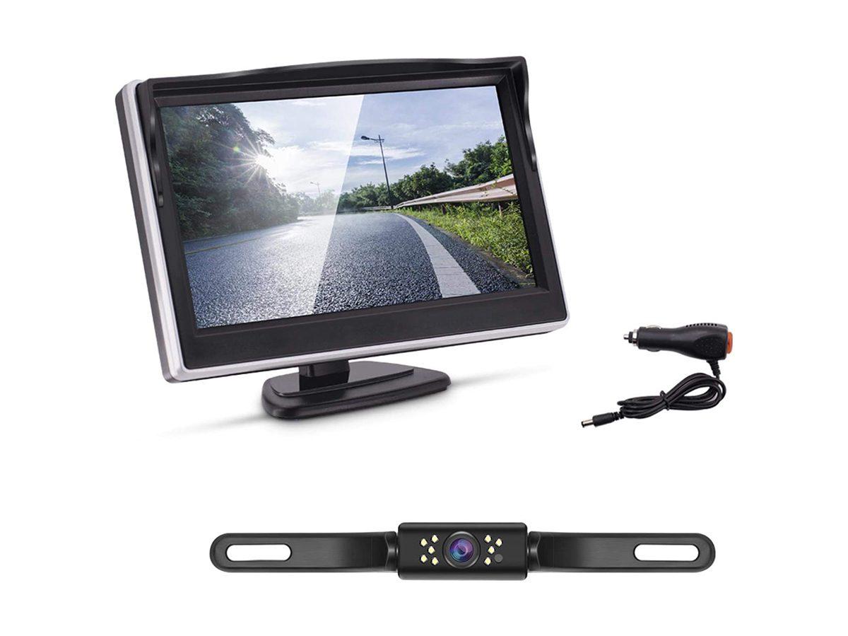 Car Gadgets - Back Up Camera