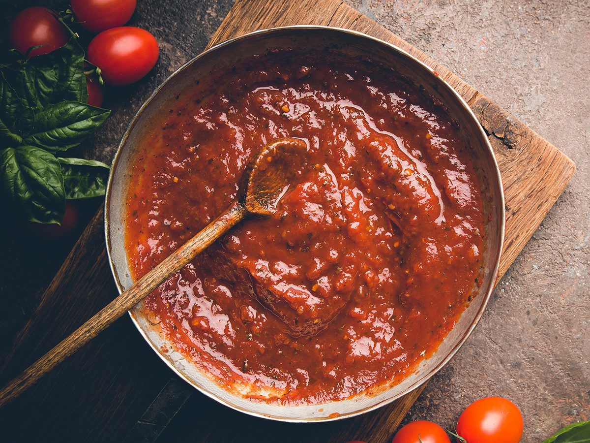 How to make store-bought pasta sauce taste homemade