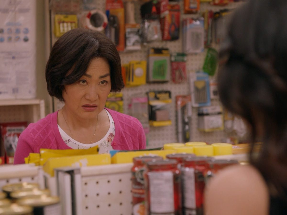 Kims Convenience Quotes - Umma in the store