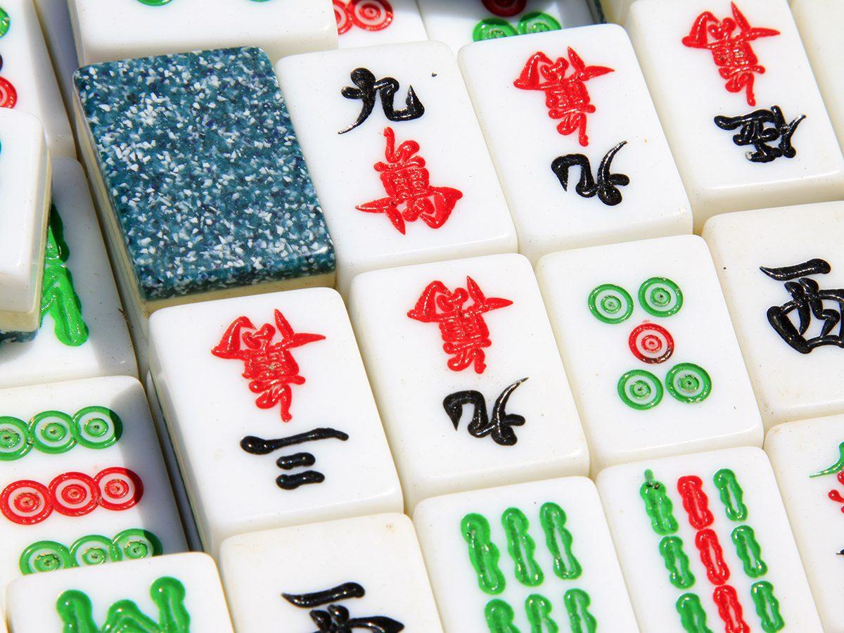 Mahjong Facts Tile Art - Mahjong tiles