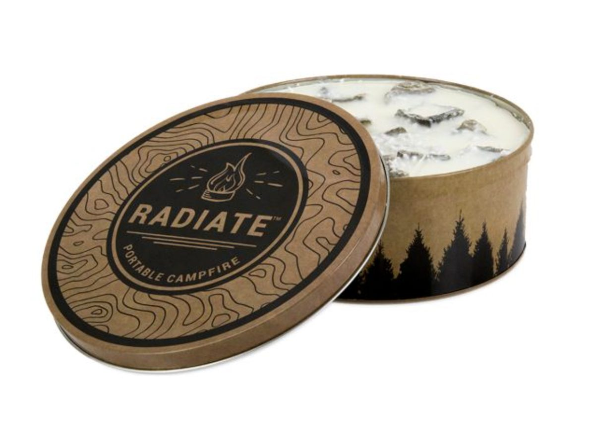 Stay Warm COVID-19 Winter - Portable Campfire from Cabela's