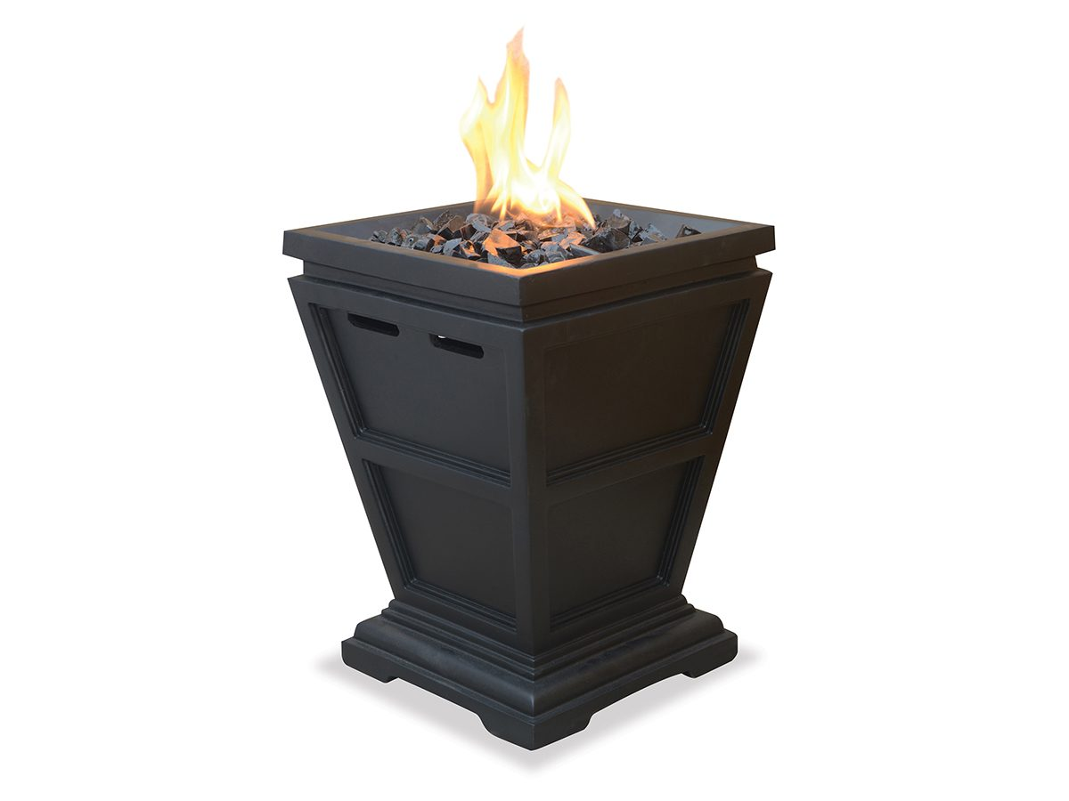 Stay Warm COVID-19 Winter - Staples Fire Pit