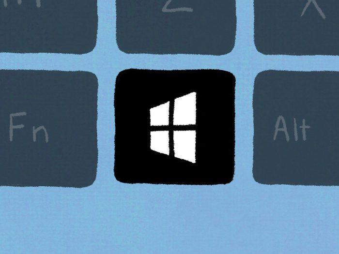 Windows Logo - PC Keyboard Shortcuts
