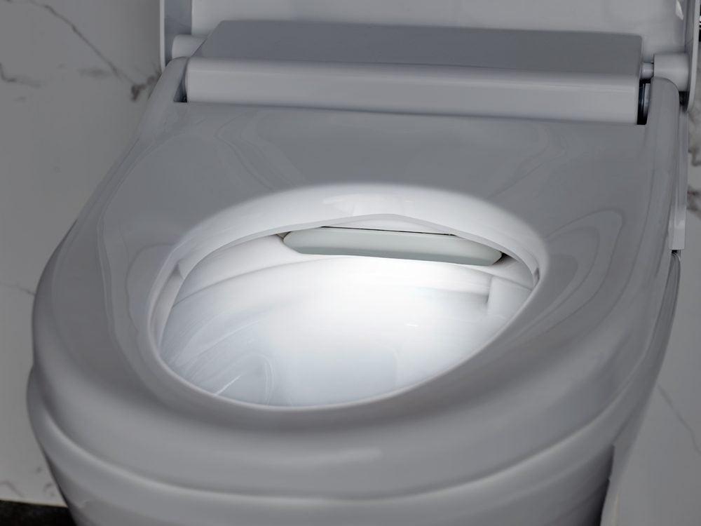 Advanced Clean 100 Spalet Toilet