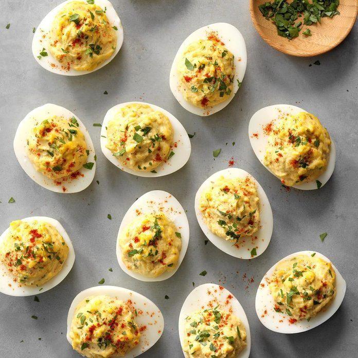 Best Deviled Eggs